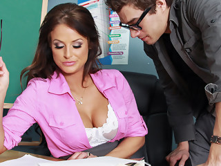 Getting Head in Sex Ed point of view blowjob xxxvideo