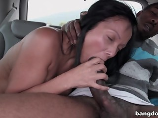 The BangBus in Colombia Fucking A Big... big ass milf xxxvideo