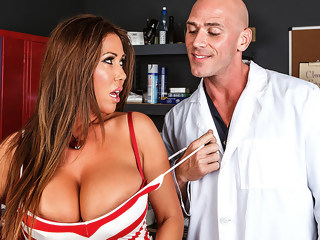 Filling her Prescription and Pussy milf brunette xxxvideo