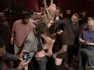 True bondage whore takes the pain  bdsm xxxvideo