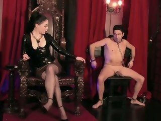 Lady Sophia Black - A Very Strict Mistress  hd xxxvideo