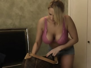 My husband lost his job.., I'm going to work blonde milf xxxvideo
