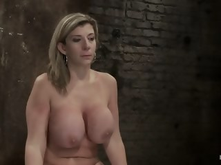 MILF with 'EE' tits has so many orgasms ripped out of herCries from the brutal emotion of it all   xxxvideo