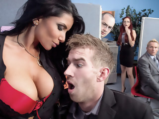 My Boss Is A Whore big cocks femdom xxxvideo