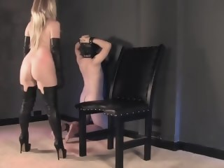 Chastity Tease hd latex xxxvideo