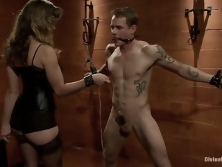 Felony dominating guy stockings femdom xxxvideo