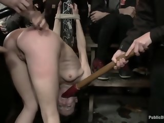 Disgrace this young girl public fetish xxxvideo