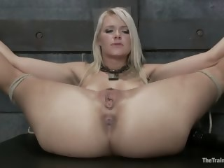 Opening up Anikka Albrite: Day Two  hardcore xxxvideo