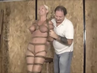 Hogtied And Suspended Live mature big tits xxxvideo