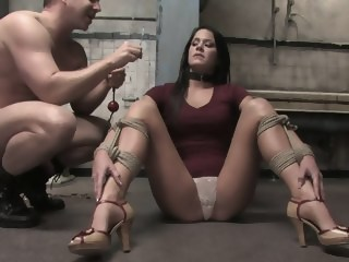 Horny enough to give up all control hardcore bdsm xxxvideo