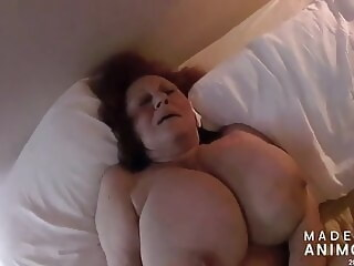 Son of a bitch Timmy Fucks his 83yr Old Girlfriend timmy bitch xxxvideo