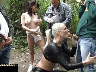 German Sluts Blowing Strangers! blowing sluts xxxvideo