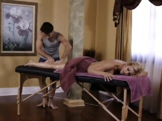 Milf massage  massage xxxvideo