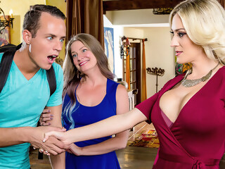 Blake Morgan Justin Hunt in My Mom's Best Friend - DigitalPlayground justin morgan xxxvideo