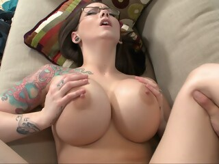 Big titted boss Ashton Pierce ashton boss xxxvideo