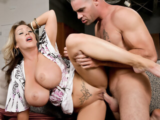 Kandi Cox & Charles Dera in My Friends Hot Mom charles cox xxxvideo