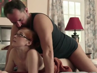 Learning Anal With Not Her Dad N15 dad anal xxxvideo