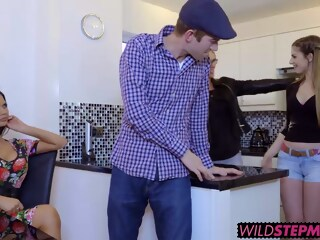 Sexy Jasmine Jae bringing these stepsiblings closer together jae jasmine xxxvideo