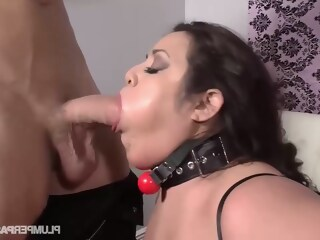 BBW Bound and Banged banged bound xxxvideo