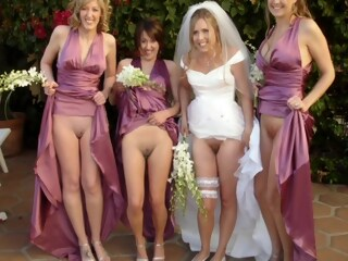 Sl Weddings And Brides - Deborah Valentine, Jordan Capri And Kitty Lee lingerie compilation xxxvideo