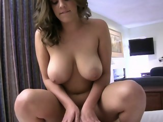 Fat girlfriend riding on a cock hardcore big tits xxxvideo