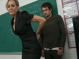 My teacher takes full advantage blond milf xxxvideo
