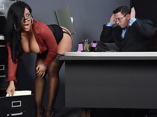 My Boss Is A Creep big ass milf xxxvideo