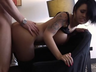 In my hotel room big tits milf xxxvideo