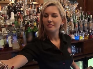 Who wanted to fuck a barmaid? hardcore blond xxxvideo