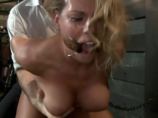 Eough sex and punishment blond bdsm xxxvideo