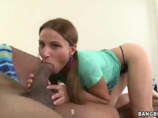 Petite slut Roxy K take son monster cock interracial big cock xxxvideo