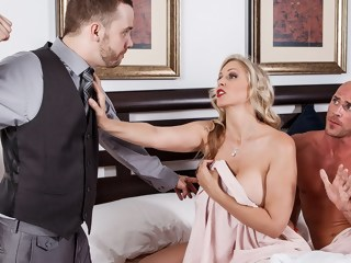 The Brazzers Zone milf blond xxxvideo