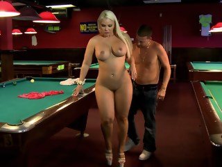 Blonde Milf with big fat ass hardcore milf xxxvideo