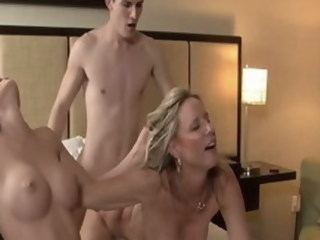 Hottest pornstars Mary Jane Johnson and Jodi West in amazing threesome, blowjob xxx movie blowjob blond xxxvideo
