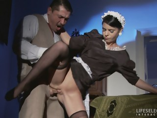 1930s detective story with a sexy twist! blowjob anal xxxvideo