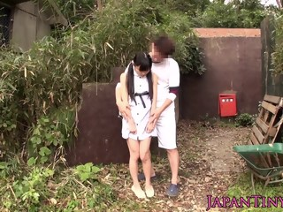 petite japanese teenager grinding cock outside hd teens xxxvideo