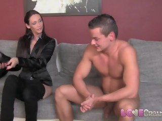 Love Creampie Accidental casting creampie for agent hardcore creampie xxxvideo