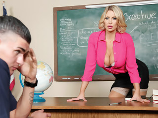 Teaching Miss Darby a Hard Lesson point of view blowjob xxxvideo