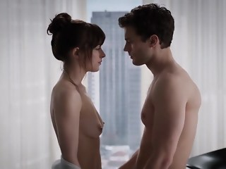 Fifty Shades of Grey (2015) Dakota Johnson hd straight xxxvideo