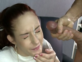 One more night of fun before she got married! Facial cumshot! milf blowjob xxxvideo
