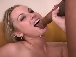 Flower chews on a dick and gets her butthole thumped in a threesome   xxxvideo