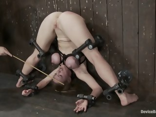 Darling Contorted, and Orgasmed to Oblivion  straight xxxvideo