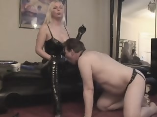 strapon-seduction with blonde girl femdom blonde xxxvideo