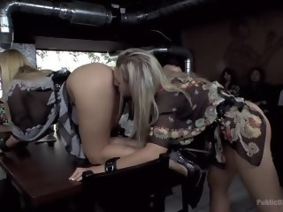 Three Dicks, Two Lesbians and One Anal Fisting lesbian facial xxxvideo