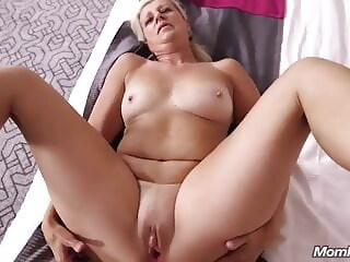 All natural GILF got creampie creampie gilf xxxvideo