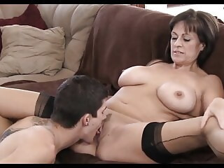 My friend's hot mom  mom xxxvideo