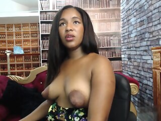 Sherezade's giant puffy lactating nipples puffy giant xxxvideo