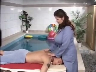 big boobs massage  massage xxxvideo