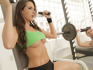 Kortney's Slutty Circuit Training circuit slutty xxxvideo
