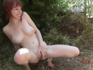 Young Redhead   xxxvideo